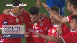 GOLO! SL Benfica, Pizzi aos 49', CD C. Piedade 0-2 SL Benfica