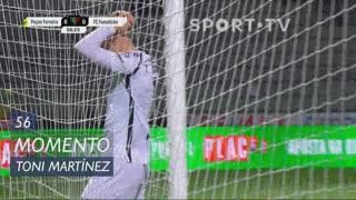 FC Famalicão, Jogada, Toni Martínez aos 56'