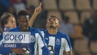 GOLO! FC Porto, Soares aos 8', Coimbrões 0-2 FC Porto