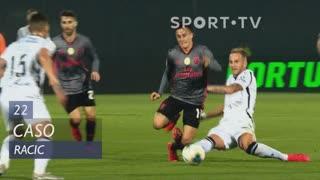 FC Famalicão, Caso, Racic aos 22'