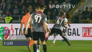 SL Benfica, Caso, Florentino Luís aos 44'