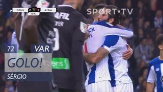 GOLO! FC Porto, Sérgio aos 72', FC Porto 3-0 Ac. Viseu