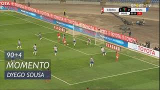 SL Benfica, Jogada, Dyego Sousa aos 90'+4'