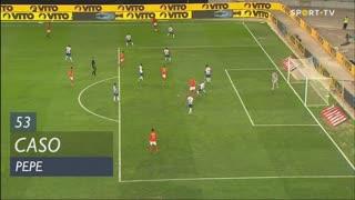 FC Porto, Caso, Pepe aos 53'