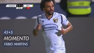 FC Famalicão, Jogada, Fábio Martins aos 45'+5'
