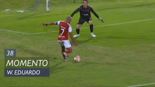 SC Braga, Jogada, Wilson Eduardo aos 38'