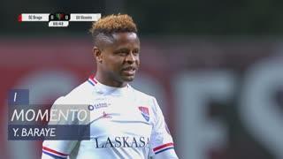 Gil Vicente FC, Jogada, Y. Baraye aos 1'