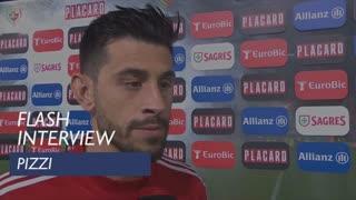 Taça de Portugal (3ª Eliminatória): Flash Interview Pizzi