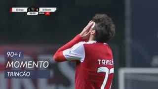 SC Braga, Jogada, Trincão aos 90'+1'