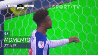 FC Porto, Jogada, Zé Luís aos 43'