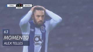 FC Porto, Jogada, Alex Telles aos 63'