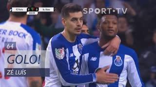 GOLO! FC Porto, Zé Luís aos 64', FC Porto 2-0 Ac. Viseu