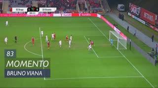 SC Braga, Jogada, Bruno Viana aos 83'