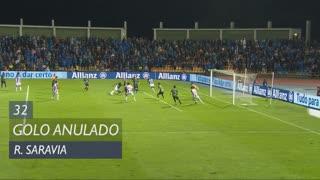 FC Porto, Golo Anulado, R. Saravia aos 32'