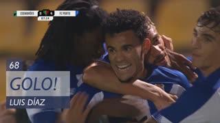 GOLO! FC Porto, Luis Díaz aos 68', Coimbrões 0-4 FC Porto