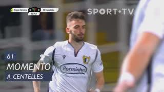FC Famalicão, Jogada, A. Centelles aos 61'