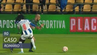 FC Porto, Caso, Romário aos 90'