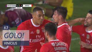 GOLO! SL Benfica, Vinícius aos 63', CD C. Piedade 0-3 SL Benfica