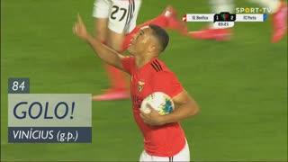 GOLO! SL Benfica, Vinícius aos 84', SL Benfica 1-2 FC Porto