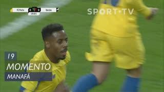 FC Porto, Jogada, Manafá aos 19'