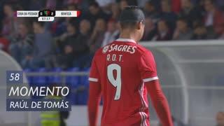 SL Benfica, Jogada, Raúl de Tomás aos 58'