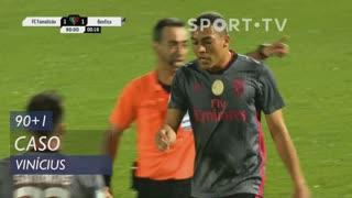 SL Benfica, Caso, Vinícius aos 90'+1'