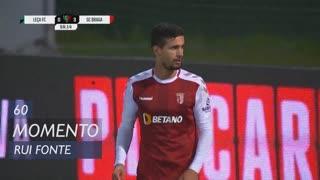 SC Braga, Jogada, Rui Fonte aos 60'