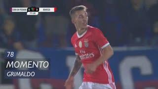SL Benfica, Jogada, Grimaldo aos 78'