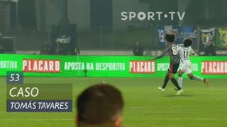 SL Benfica, Caso, Tomás Tavares aos 53'