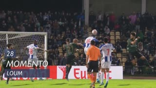 FC Porto, Jogada, Loum aos 28'