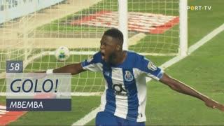 GOLO! FC Porto, Mbemba aos 58', SL Benfica 0-2 FC Porto