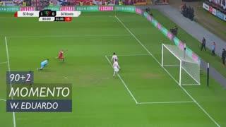 SC Braga, Jogada, Wilson Eduardo aos 90'+2'