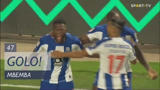 GOLO! FC Porto, Mbemba aos 47', SL Benfica 0-1 FC Porto