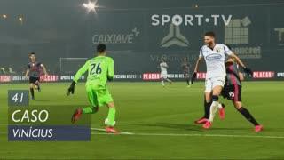 SL Benfica, Caso, Vinícius aos 41'