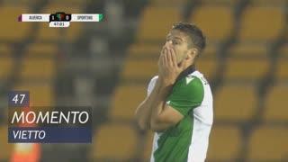 Sporting CP, Jogada, Vietto aos 47'