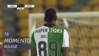 Sporting CP, Jogada, Bolasie aos 78'