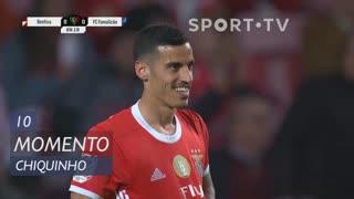 SL Benfica, Jogada, Chiquinho aos 10'