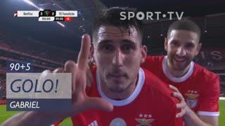 GOLO! SL Benfica, Gabriel aos 90'+5', SL Benfica 3-2 FC Famalicão