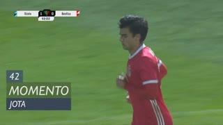 SL Benfica, Jogada, Jota aos 42'