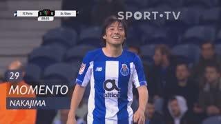 FC Porto, Jogada, Nakajima aos 29'
