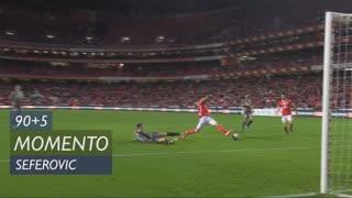 SL Benfica, Jogada, Seferovic aos 90'+5'