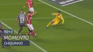 SL Benfica, Jogada, Chiquinho aos 90'+3'