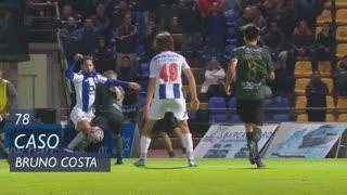 FC Porto, Caso, Bruno Costa aos 78'
