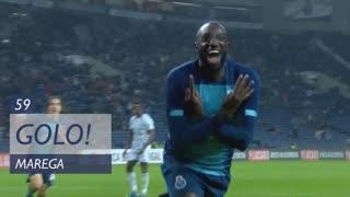 GOLO! FC Porto, Marega aos 59', FC Porto 4-0 Vitória FC