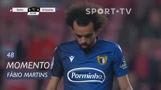 FC Famalicão, Jogada, Fábio Martins aos 48'