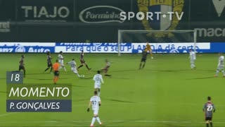 FC Famalicão, Jogada, Pedro Gonçalves aos 18'