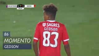 SL Benfica, Jogada, Gedson aos 86'