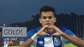 GOLO! FC Porto, Luis Díaz aos 6', Coimbrões 0-1 FC Porto