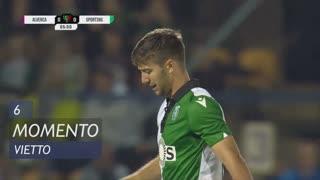 Sporting CP, Jogada, Vietto aos 6'