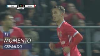 SL Benfica, Jogada, Grimaldo aos 11'